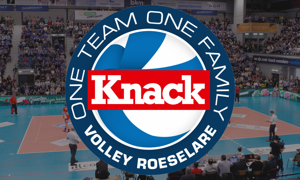 Duotickets Knack Volley Roeselare